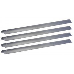 4-blade-set 1900 mm, metal
