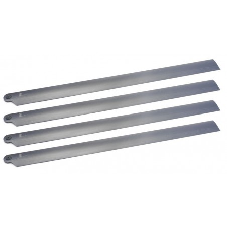Set 4 palas 1900mm Aluminio
