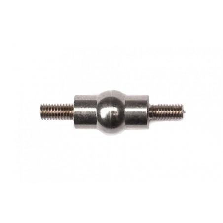 Bulon 6.5 mm - M 3.0 x 6.0
