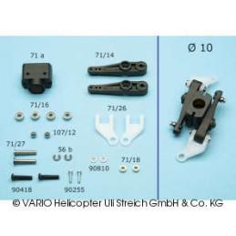 Compensateur de pas Ø 10 mm