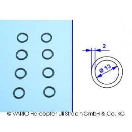 O-Ring 2 x 13 mm, soft