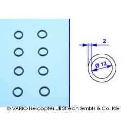Torica de 2 x 12 mm Blanda