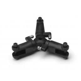 Rotor de cola tripala, 5 mm