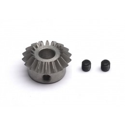 Bevel gear 5 mm, 18-tooth