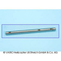 Tail rotor shaft 5 x 84.5 mm