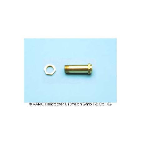 manga control de rotor cola 6mm