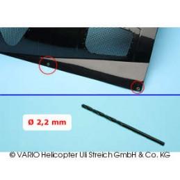 Broca de 2.2 mm