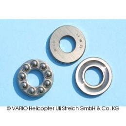 Thrust bearing 10 x 24 x 9 mm