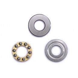 Thrust bearing 9 x 20 x 7 mm