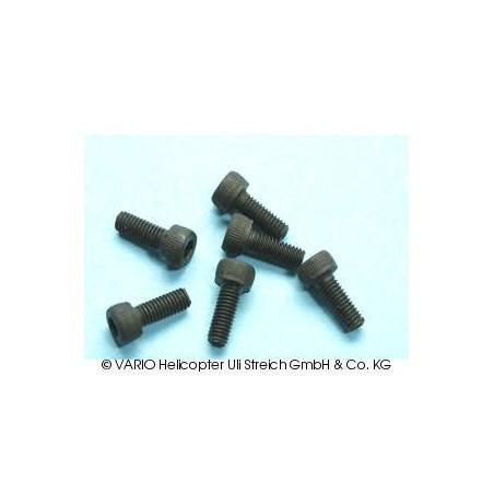 Socket-head cap screw M 3 x 8Ord.No. 90055