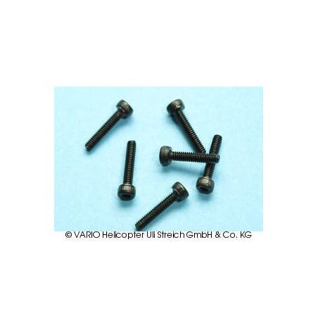 Socket-head cap screw M 2 x 10 G12