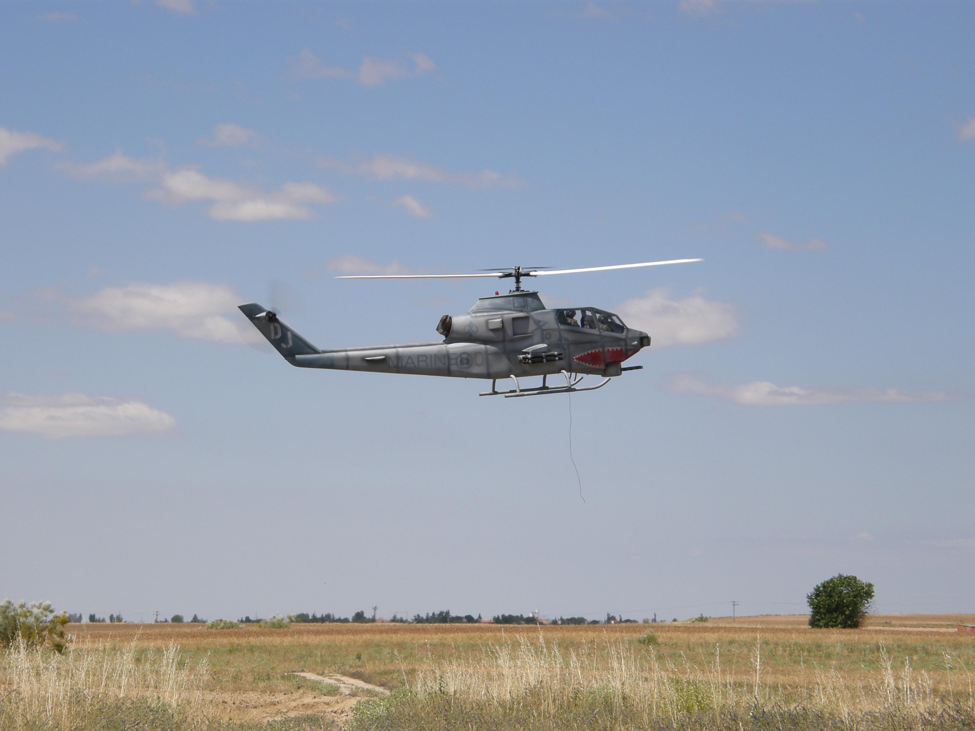VARIO HELICOPTER ESPAÑA - SPEED ROTOR - F4C 2013